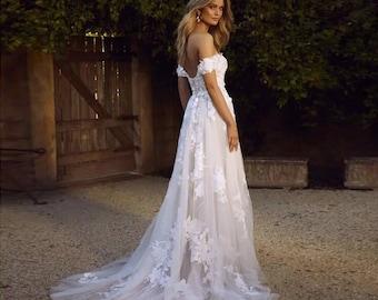 aead16b07e4ee Calliste Bride wedding dress