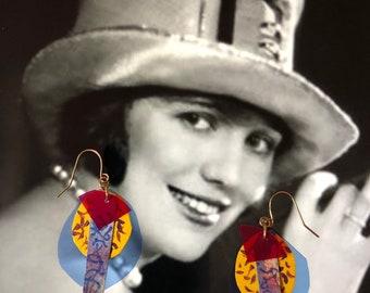 BOHO BLUES Earrings