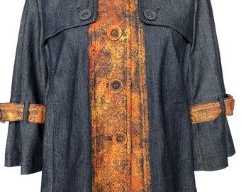 FliRty Denim Jacket