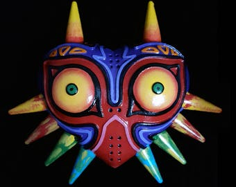 Resin Display Majoras Mask Replica