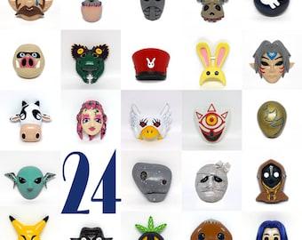 Legend of Zelda Majoras Mask Happy Mask Set