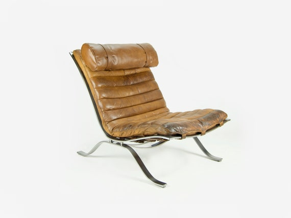 Vintage Arne Norell Ari Lounge Chair