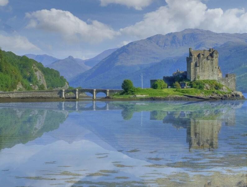 Eilean Donan Castle 40  Eilean Donan Castle prints   image 0