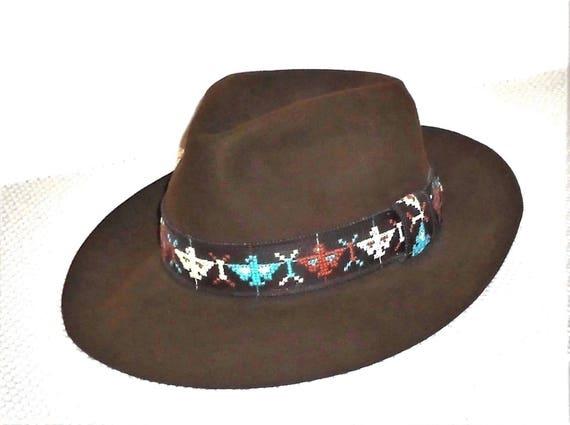 Vintage Biltmore IMperial Brown Felt Western Fedor