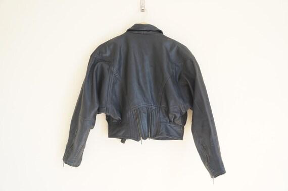 Vintage Jacket Jacket Jacket Vintage Leather Leather Leather Vintage Vintage OxPqBIf