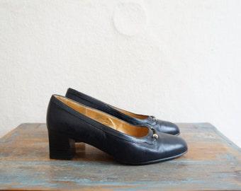 Vintage 1970s Damart Shoes