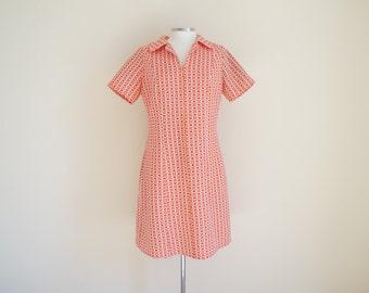 Robe vintage des années 1960