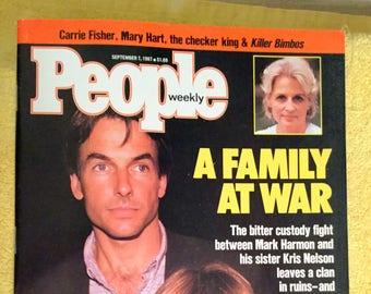 People magazine, September 7, 1987