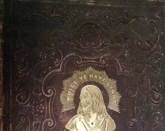 Antique The Holy Bible, Potter's editions