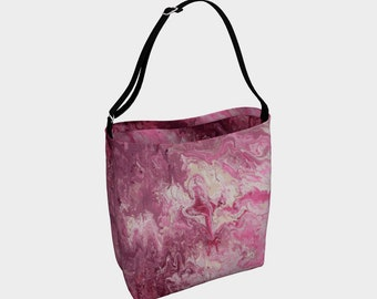 Molten Marble Day Tote