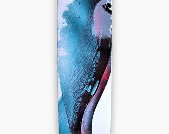Abstract Skateboard Deck, DKD-HD4-EX