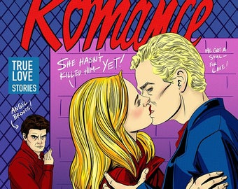 Slayer Romance  (featuring Buffy, Spike and Angel)