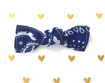Bowdana Knot Bow (Radiant Royal)
