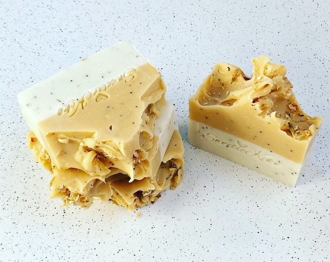 WHITE TEA GINGER - Handmade Shea Butter Soap