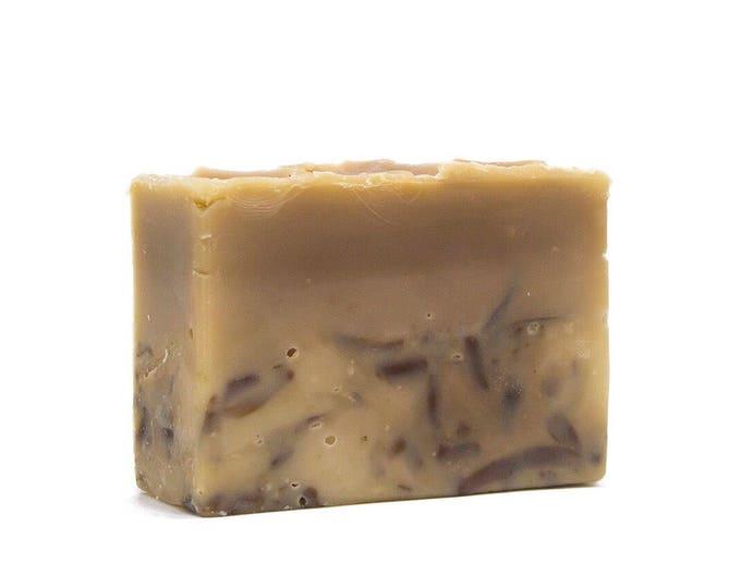 Nougat - Handmade Scented Natural Shea Butter Soap - 195g