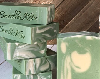 Cucumber Aloe - Handmade Shea Butter Siao With Refreshing and Moisturizing Extracts