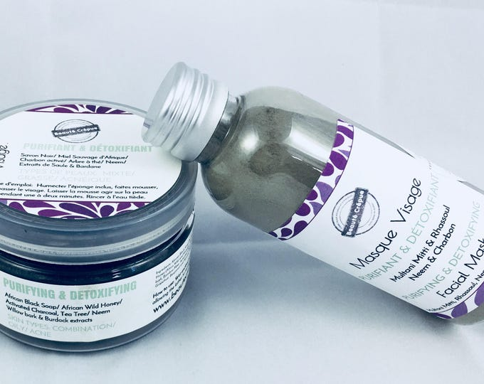 Facial Care Gift Set - Imperfections Proned Skin, Combination to Oily Skin and Acne