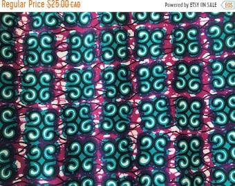 BLACK FRODAY SALE Abena   Headwrap, African fabrics, Wax Ankara   Hair Accessory