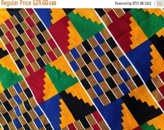 BLACK FRODAY SALE Adwoa   Headwrap, African fabrics, Wax Ankara   Hair Accessory