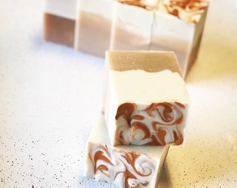 BROWN SUGAR - Handmade Shea Butter Soap