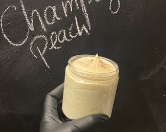 Champagne & Peach Butta, Whipped Butter, Body and Hair