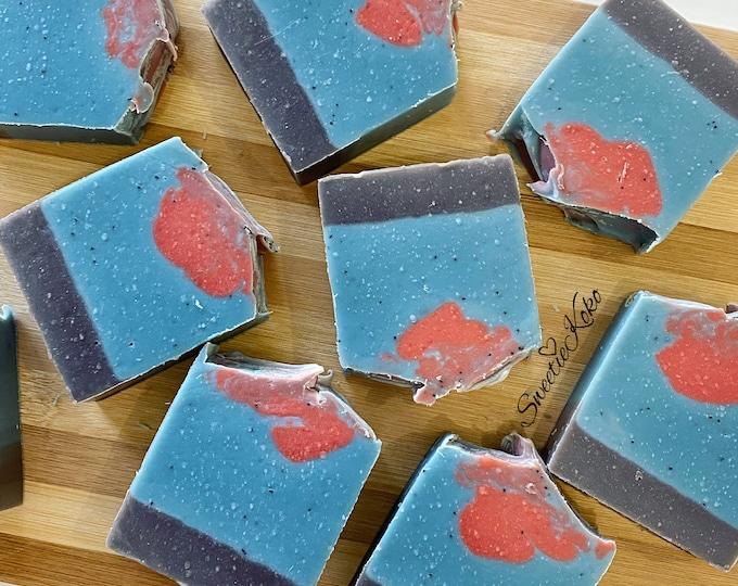 AÇAÌ BERRY  - Handmade Moisturizing Shea Butter Soap