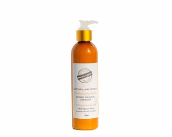 Silky Hair Milk African Wild Honey - 240ml