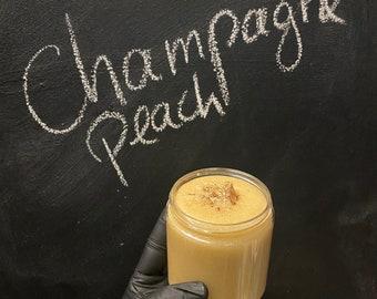 Champagne & Peach Suga - Sugar Body Scrub