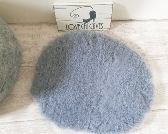 Pet Mat, Bed ideal for cats and dogs, Pad insert from LovecatCaves