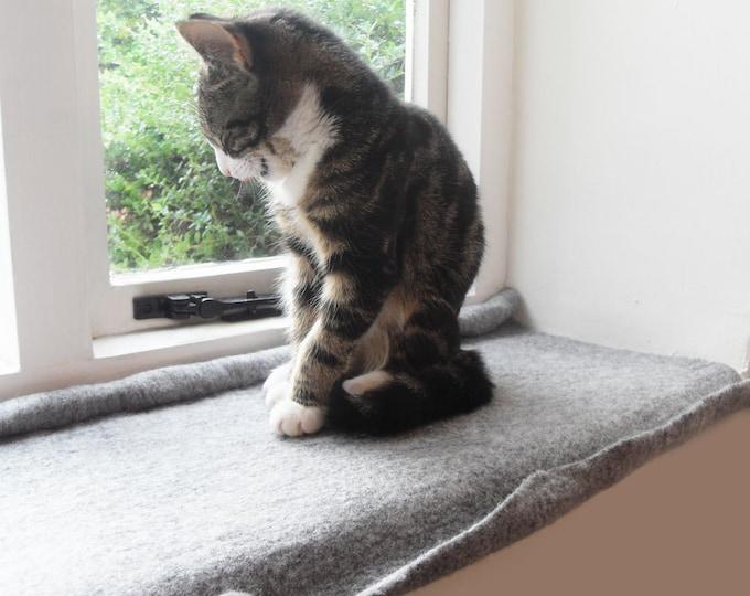 Cat Mat Bed window cil seat