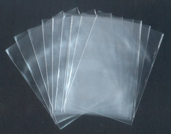 image 0 - Plastic Sleeves For Cards