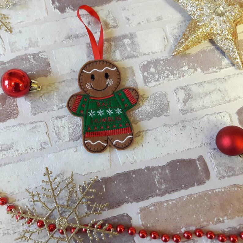 Famille de Hibou de Noël coeur en céramique-décoration arbre de noël personnalisé
