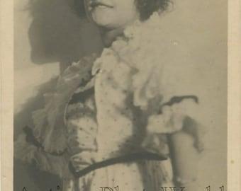 Russian Actress Vera Kholodnaya Vintage Image Blank Greeting Cards 10 pc Se VK07