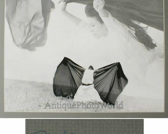 Vintage surreal ghost photo by Birdie