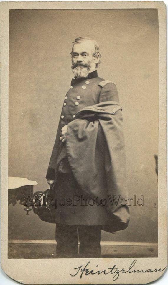 Grant  REPRODUCTION COLLECTIBLE CIVIL WAR CDV General Ulysses S