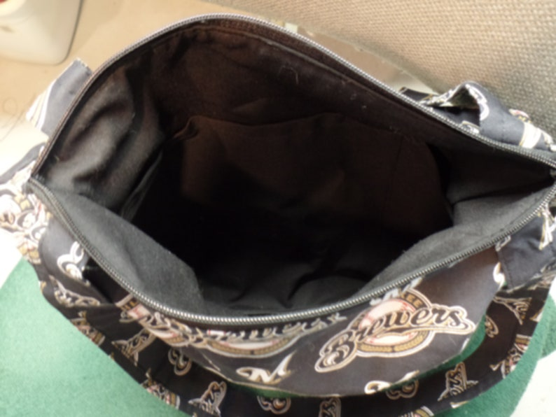 Milwaukee Brewers Tote Bag
