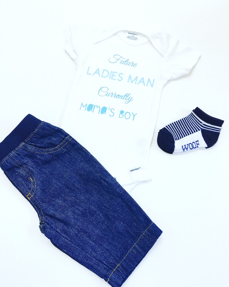 Ladies Man Tee Shirts Ladies Man Bodysuit Future Ladies Man image 0