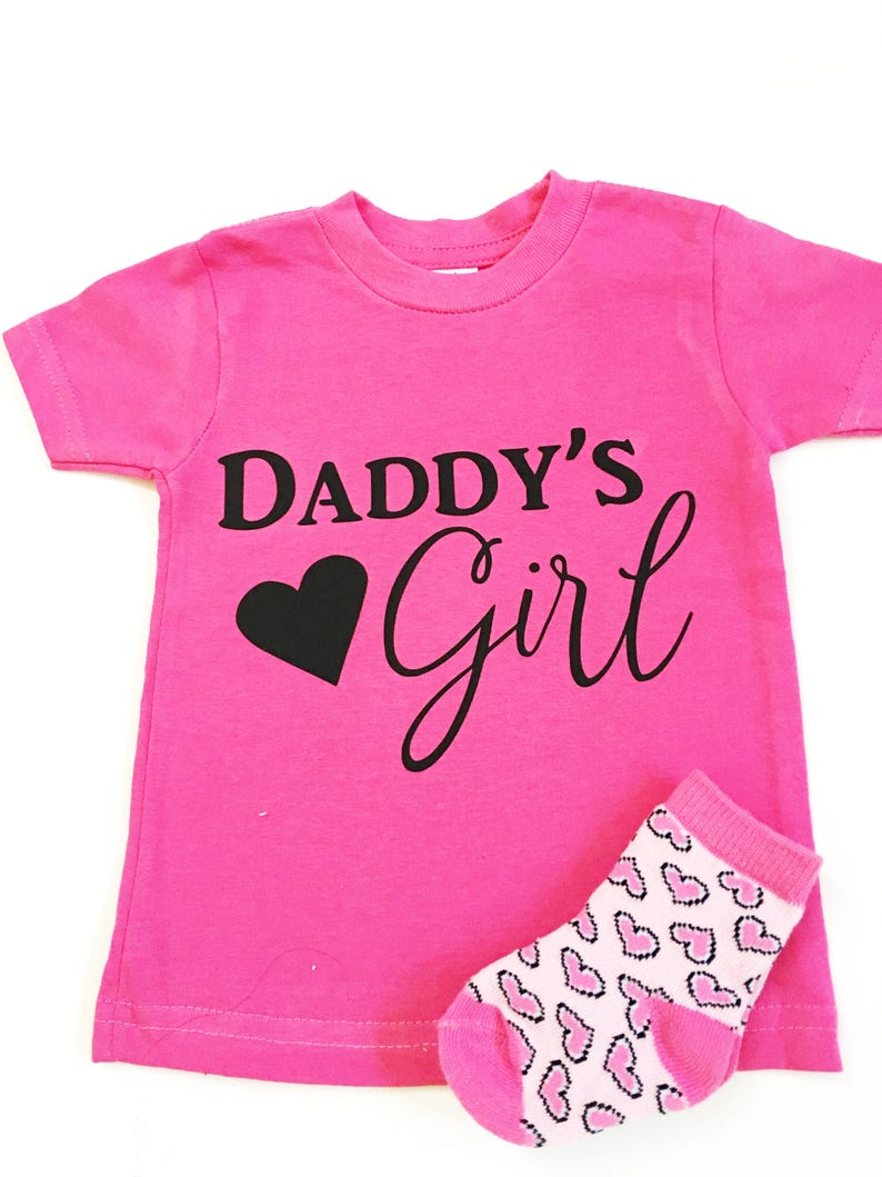 Daddy's Girl Tee Shirts Shirts for Daddy's Girl image 0