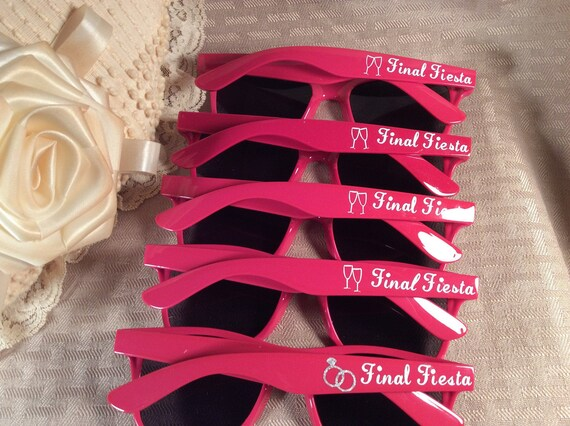 256e2efdacbe WEDDING SUNGLASSES PERSONALIZED just for You and your wedding