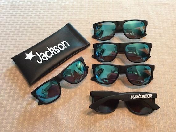 1d5de91a12 PERSONALIZED FASHION SUNGLASSES with Revo Lens and Engraved