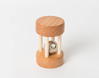 Montessori Bell Cylinder Infant Toy