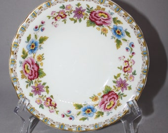 Royal Grafton Fine Bone China- Malvern Small Bowl Made in England Mid Century