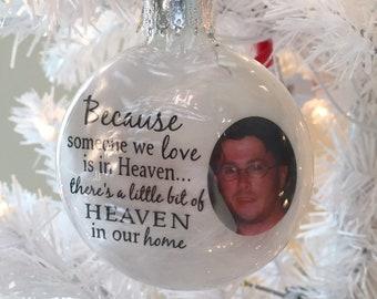 Memorial Christmas Ornaments.Memorial Ornaments Etsy