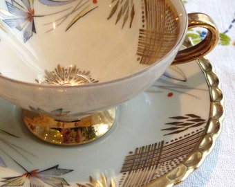 WINTERING MARKTLEUTHEN fine bone china teacup from Germany
