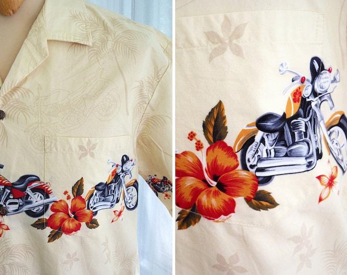 Winnie Fashion Rockabilly Hawaiian shirt
