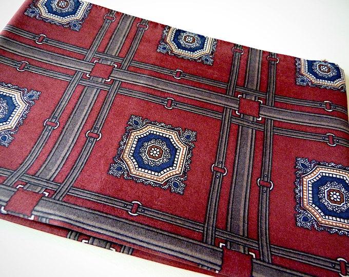 Pierre Cardin man silk scarf