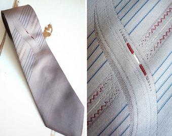 EATON narrow polyester tie