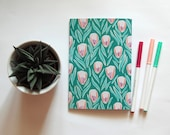 Floral Patterned Blank No...