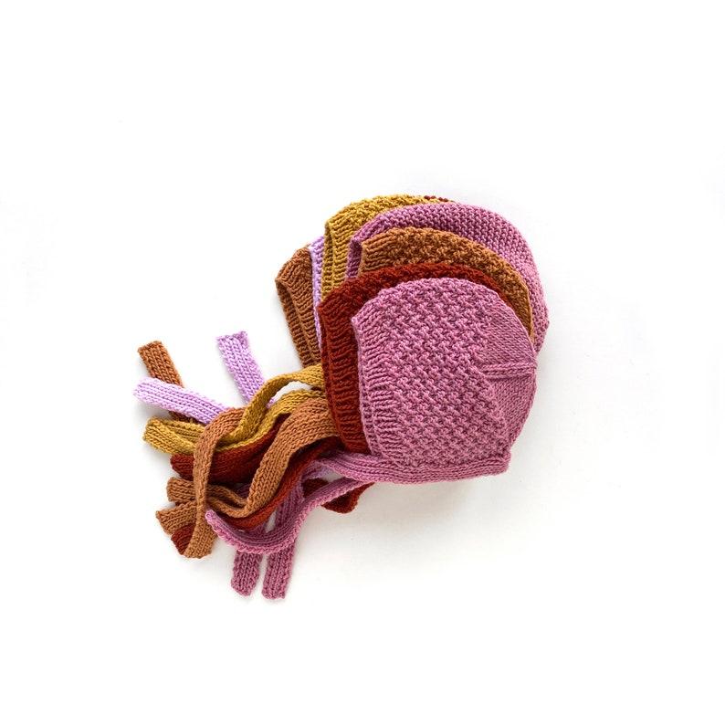 Baby Bonnet image 1