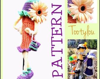Crochet Golf Club Cover Pattern